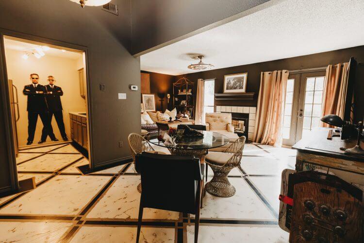 Mad Men Guest Home Abilene ,Tx